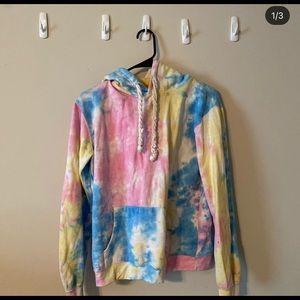 Tops - Multicolored hoodie